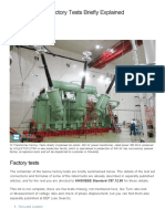 12 Transformer Factory Tests Briefly Explained _ EEP