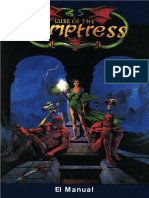 Lure of the Temptress - Manual