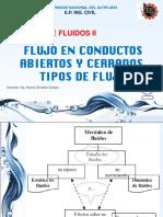 1 Tipos de Flujo fluidos