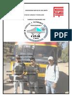 Proyecto de Transportes y Comunicaciones