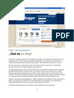 Creacion de Blog con Blogger Intranet
