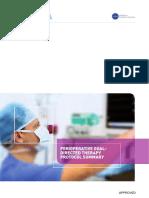 ESA PGDT Protocol Summary ALIGN Final