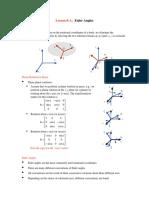 Lesson 08-Euler System