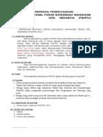 Proposal Pendelegasian