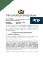 sentencia constitucional 7