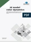 Solid Model Rotor Dynamics