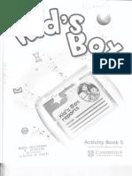 Kid s Box 5 Activity Book