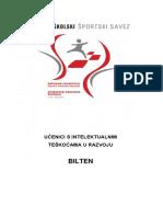 Bilten natjecanja učenika s ITR 2010