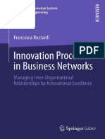 Innovation Processes in Business Networks