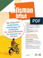 135-Talisman Brise Plaquette