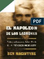 Adam Worth El Napoleon de Los Ladrones - Ben Macintyre