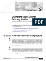 Cisco 6500 Ethernet Modules