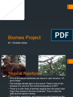 biomes project