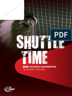 Shuttle Time Teachers Manual
