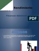 S1 Finanzas Riesgo y Rendimiento