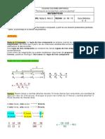 Guía Didáctica (4-4) Regla 3 Compuesta y Porctj.