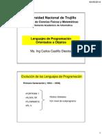 3. Lenguajes de Programacion