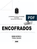 ENCOFRADOS