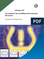Ssp Les Systemes de Surveillance de La Pression Des Pneus