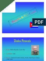 Biografia de Fidel Castro