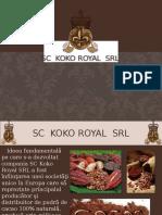 SC Koko Royal SRL Firma