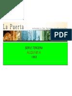 LA PUERTA - ALQUIMIA - 1993