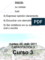 Capa 3-3 Estudio de La Clase
