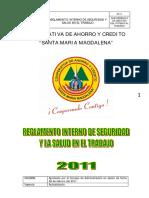 REGLAMENTO DE SEGURIDAD Y SALUD 2011.pdf