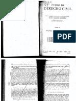 Alessandri Somarriva Curso de Derecho Civil 2