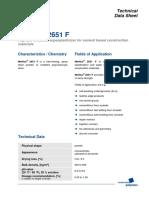 Ficha Aditivo BASF Melflux 1