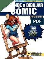 Aprende a Dibujar Comic 04