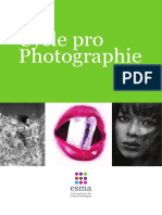 Cycle Professionnel Photographie