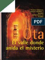 Civilizaciones Perdidas - Otavalo R-006 Nº148 - Mas Alla de La Ciencia - Vicufo2