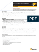 b Mobility Application Management Ds 21333966