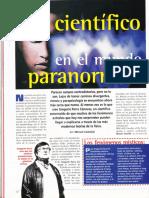 Noticias de Parapsicologia - Un Cientifico en El Mundo Paranormal R-006 Nº139 - Mas Alla de La Ciencia - Vicufo2