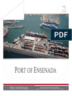 Port of Ensenada 2014