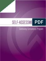 clpna self-assessment tool for portfolio