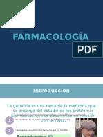 farmacologia en geriatria