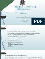 Active Pasive Voice Continuous (1)