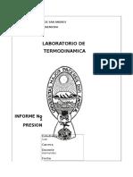 Primer Lab de Termodinamica