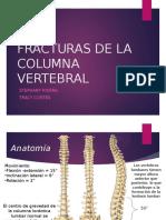 fracturas de segmento toracolumbar