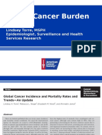 Global Cancer Incidence