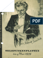 1939-05 - Telefunkenplatten Im Mai 1939