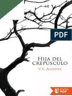 Hija Del Crepusculo - V. C. Andrews