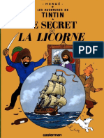 11 - Le Secret de La Licorne Kopie