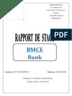 Rapport de Stage Bmce