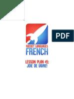 Lesson Plan 45