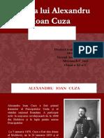 Statuia lui Alexandru Ioan Cuza Iasi