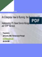 ITIL+Implementation++V2-+IBM+Approach