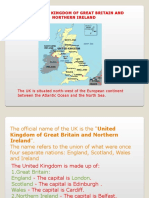 The United Kingdom of Great Britain and Northern